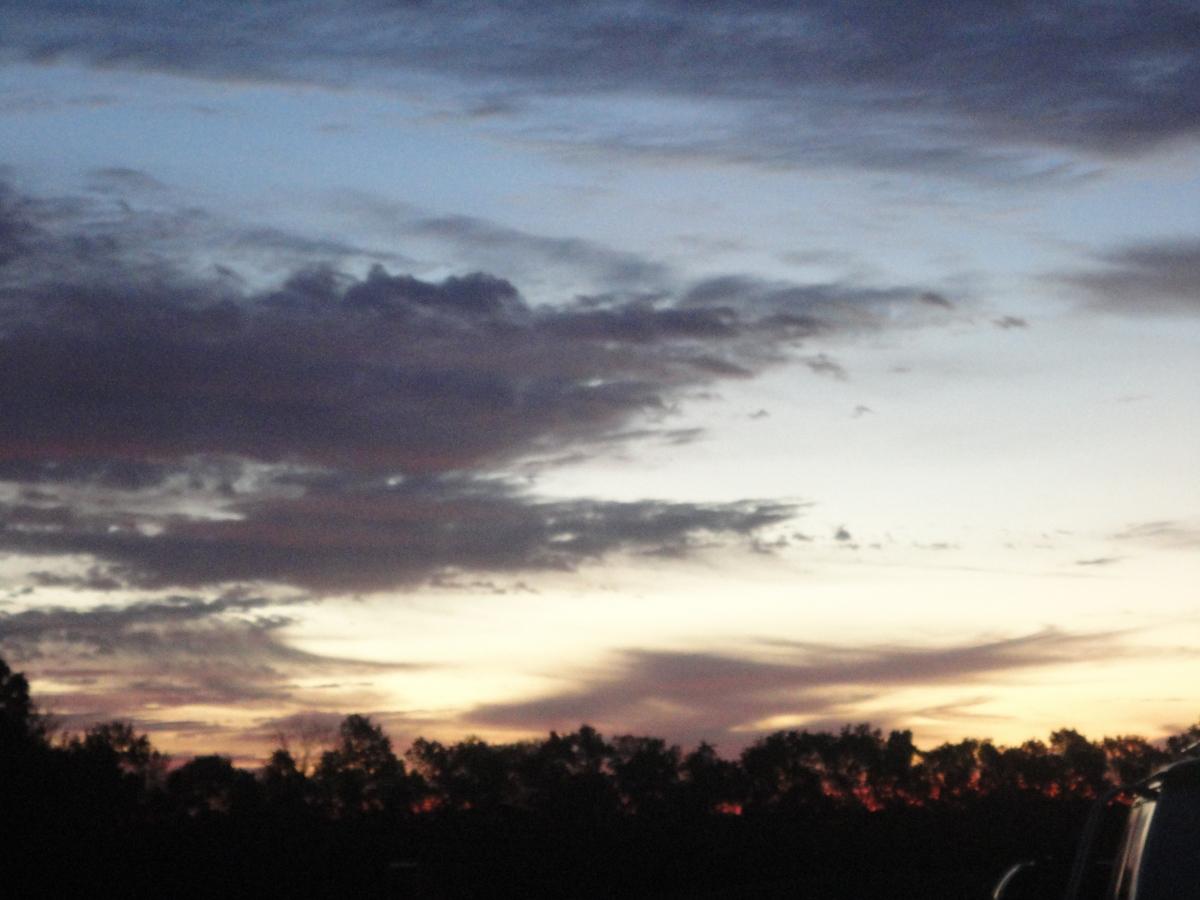 Wordless Wednesday #10 –Sunrise