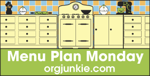 Menu Plan Monday – October 19, 2015 (Day19)
