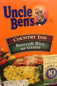 We had this the night I received the box. The whole family enjoyed the rice dish.