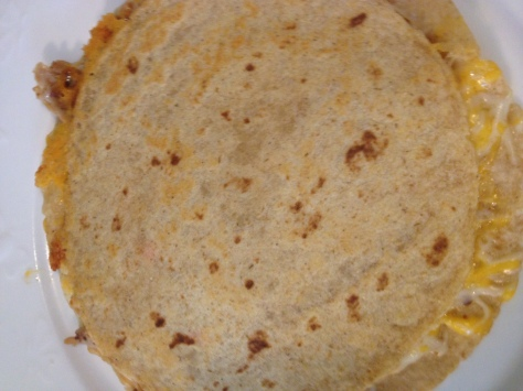 Monterrey Chicken Quesadillas