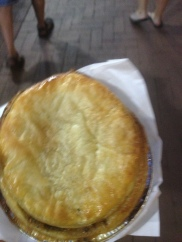 My meat pie