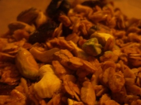 Olive Oil Granola (Loved this!)