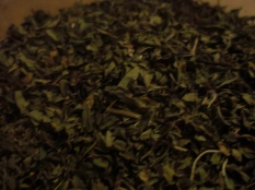 Peppermint Herbal Tea - This was/is great. I love a great mint tea.