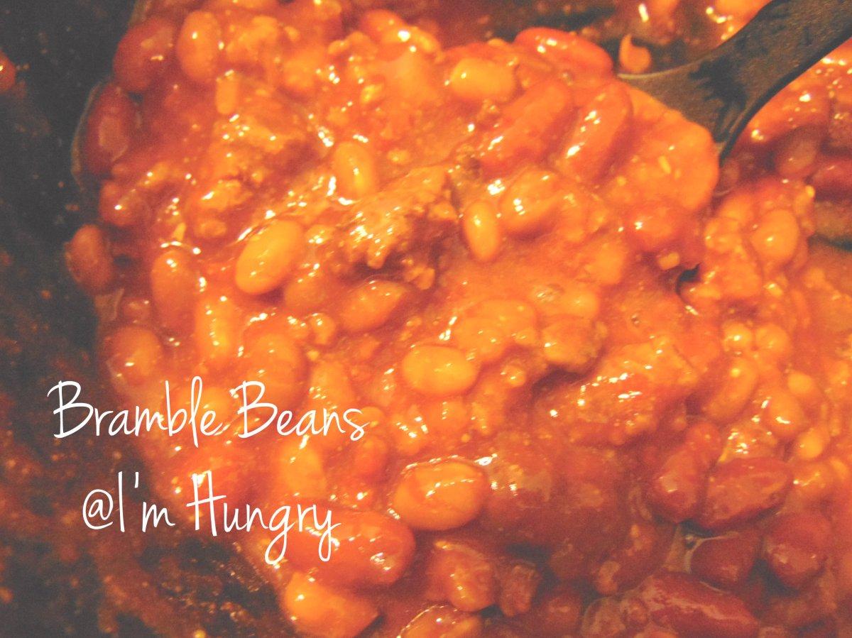 Weekly Ramblings and Bramble Beans (Day24)