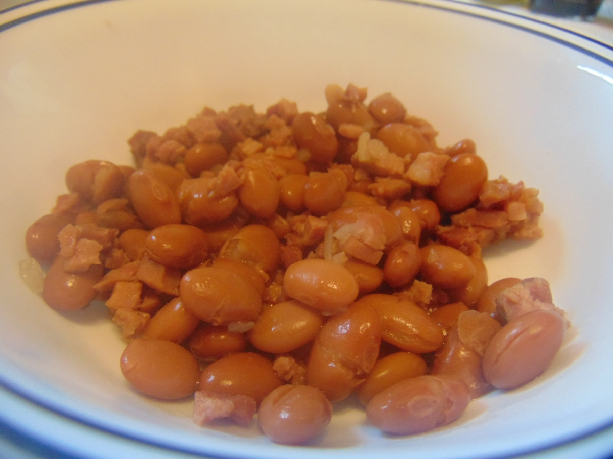 Pinto Beans andHam