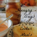 31 Days of Slow Cooker Dinners
