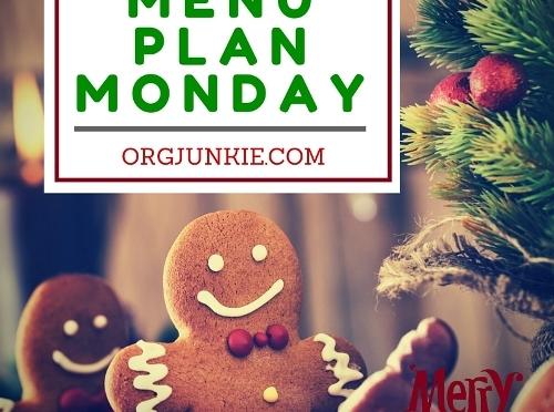 Menu Plan Monday – Week of November 30, 2015
