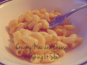 Creamy Mac and Cheese #2