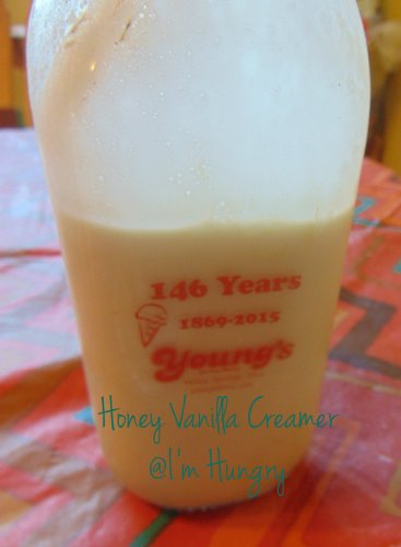 honey Vanilla Creamer #3