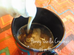 Honey Vanilla Creamer
