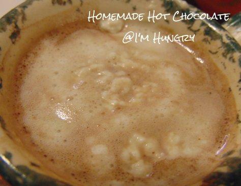 Hot Chocolate Mix #2