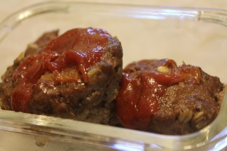 meatloaf muffin