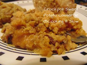 Sweet Potato Casserole #2