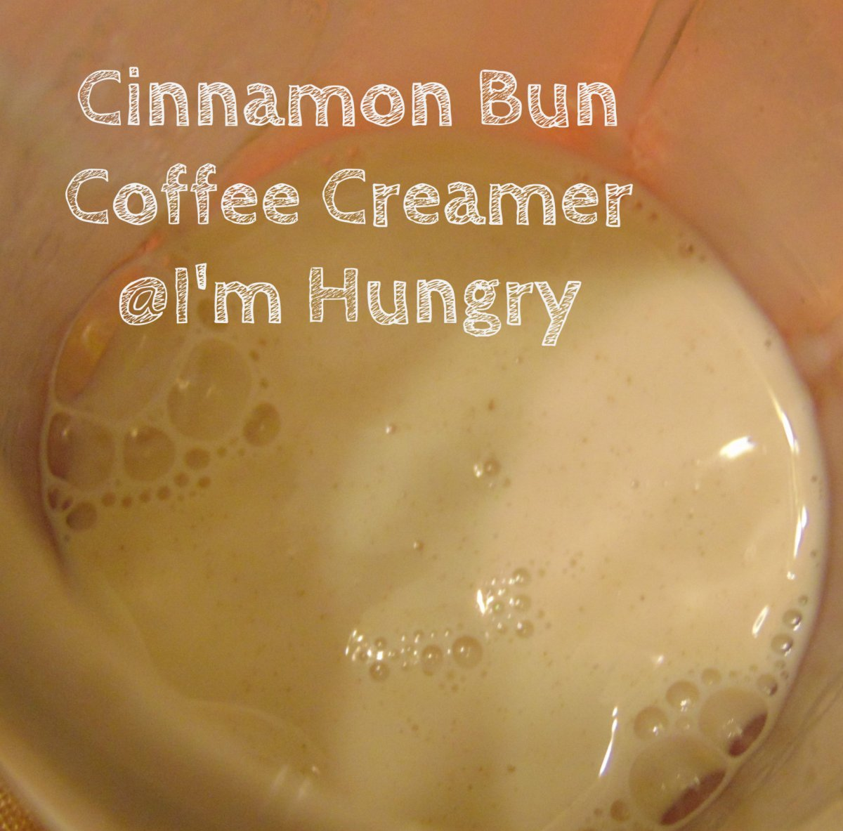 Cinnamon Bun CoffeeCreamer