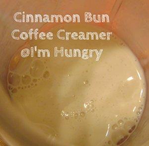 cinnamon bun creamer