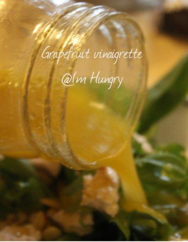 grapefruit vinagrette
