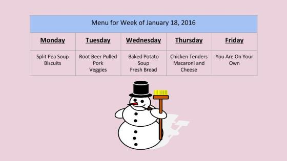 Menu for Week of January 18, 2016 (1)