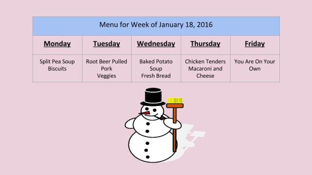 Menu for Week of January 18, 2016 (1)