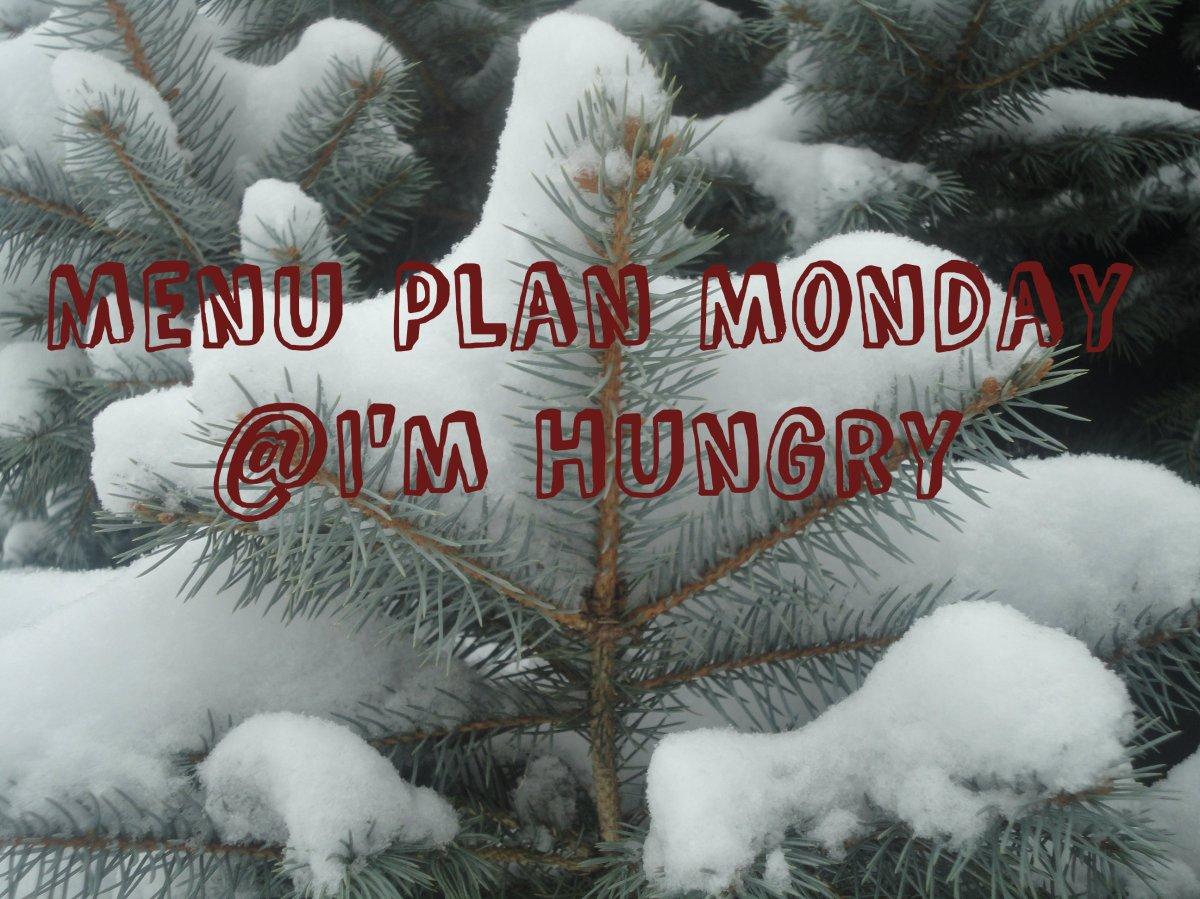 Menu Plan Monday – January 25,2016