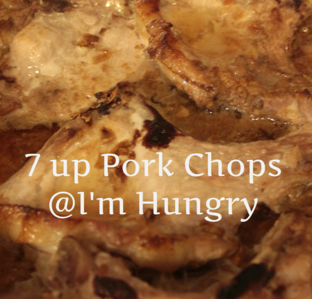 7 up pork chops