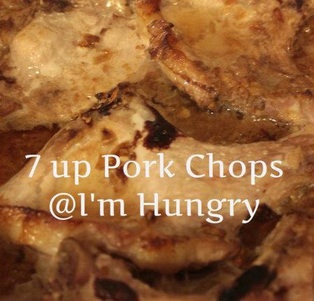 7 up pork chops