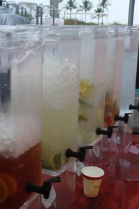 flavored water - Disney