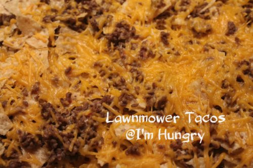 lawnmower tacos