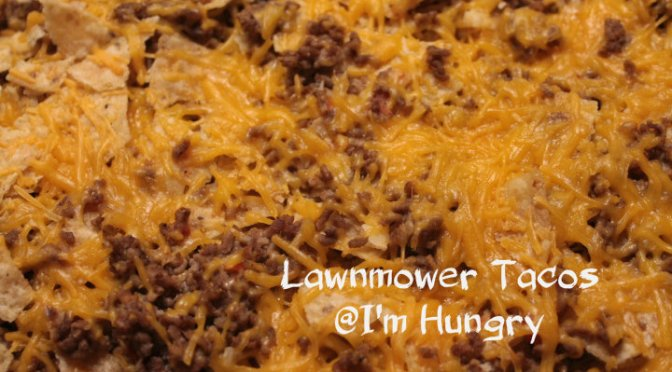 Lawnmower Tacos