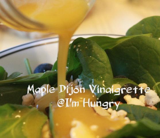 Maple Dijon Vinaigrette
