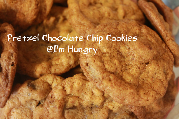 Pretzel chocolate chipcookies