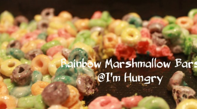 St. Patrick's Day Marshmallow Bars (2 Varieties)