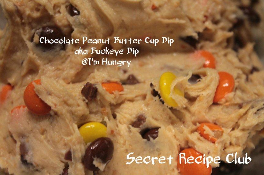 Chocolate Peanut Butter Cup Dip – Secret RecipeClub