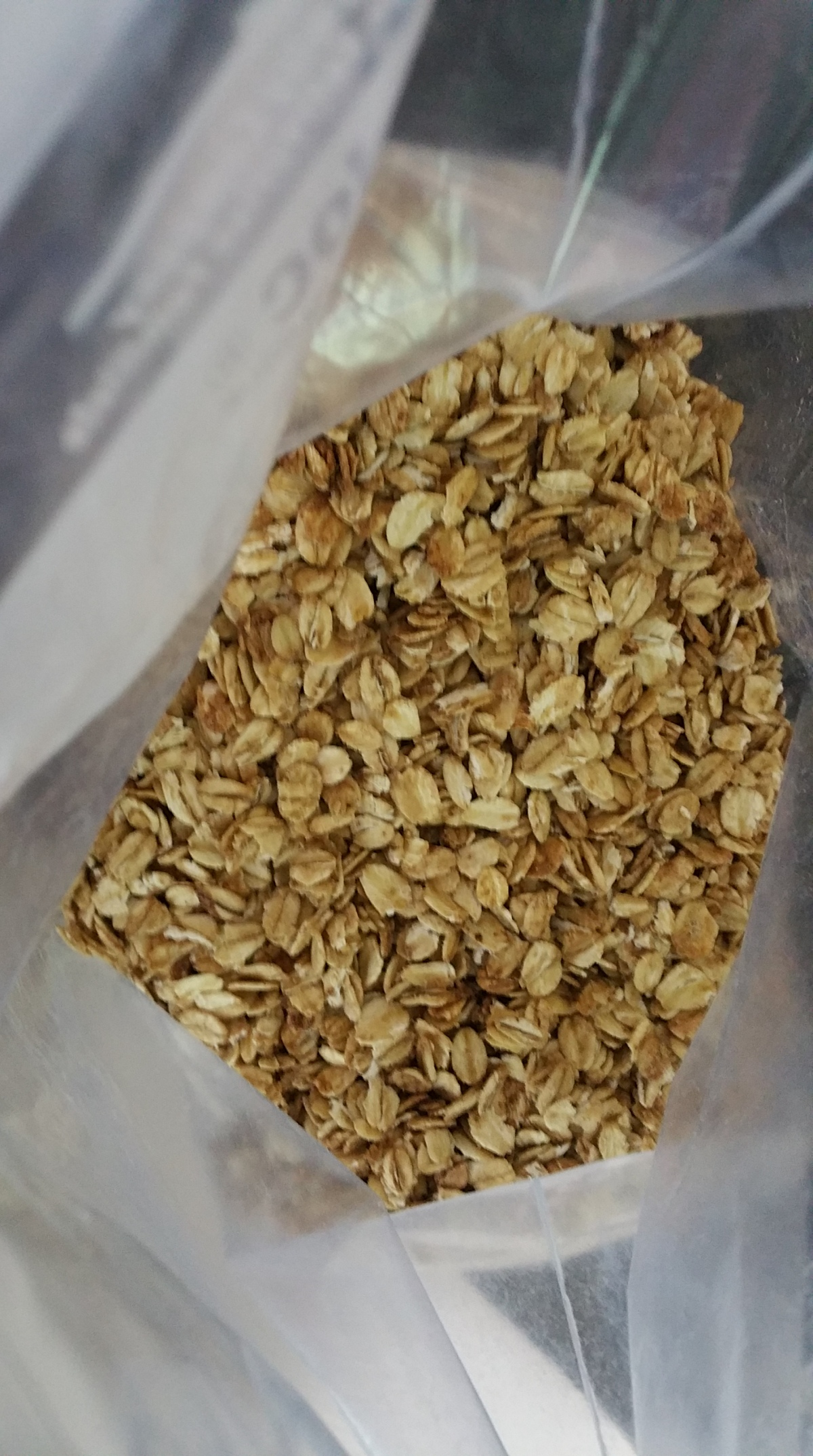 Basic Granola and Cooking withStudents