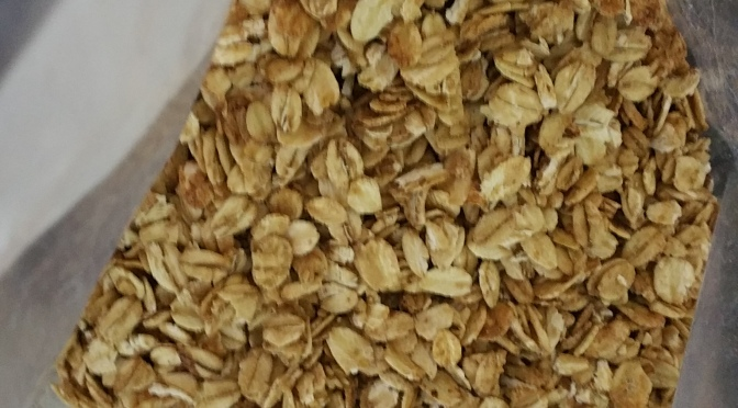 Basic Granola and Cooking with Students