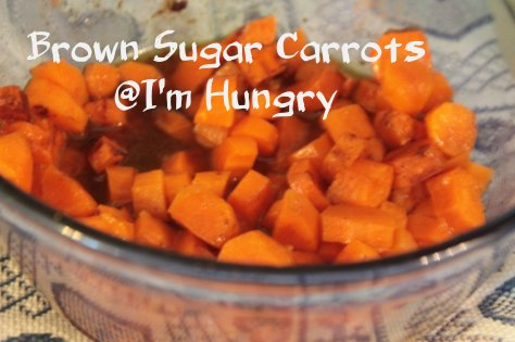 Brown Sugar Carrots