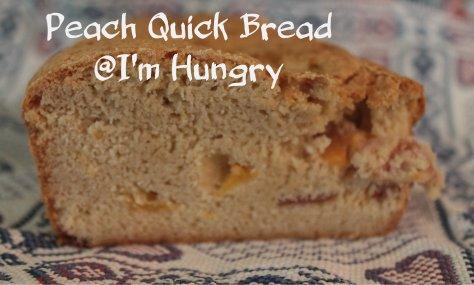 peach bread