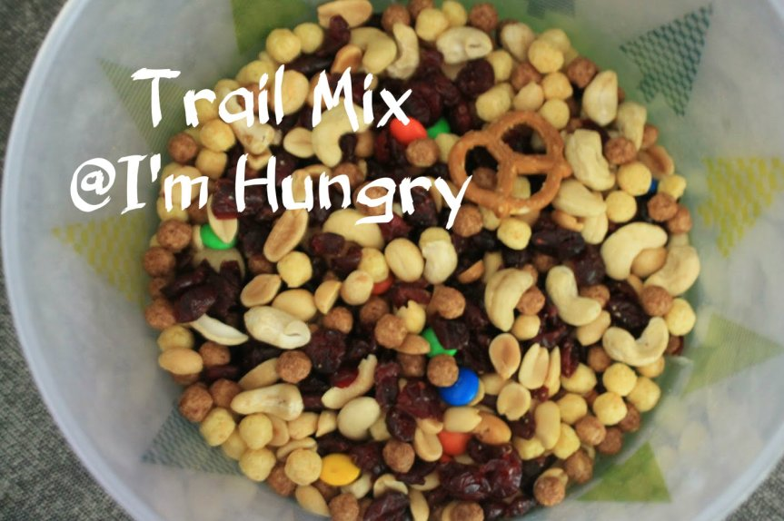 Trail Mix (Easy Snack andDIY)