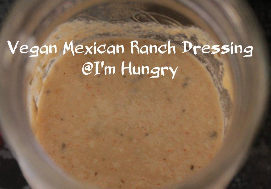Vegan Mexican RanchDressing