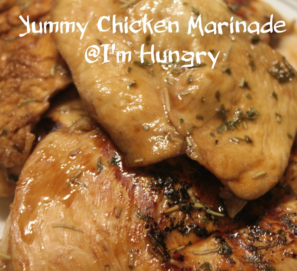 Yummy Chicken Marinade