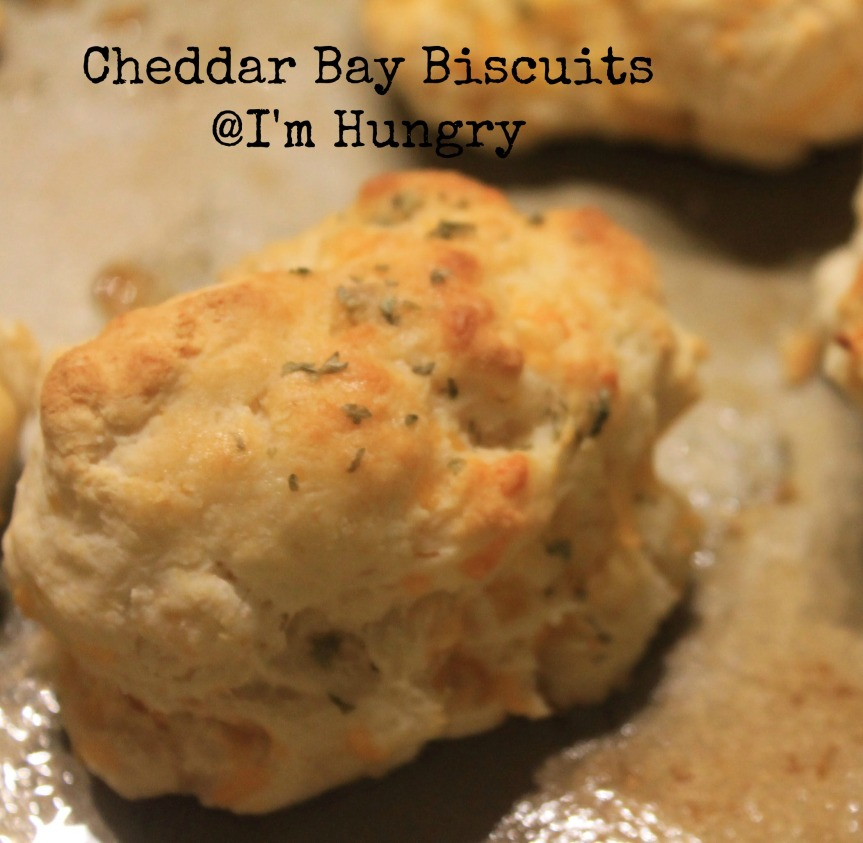 Cheddar Bay Biscuits Redone