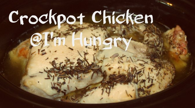 Crockpot Chicken (Revised)