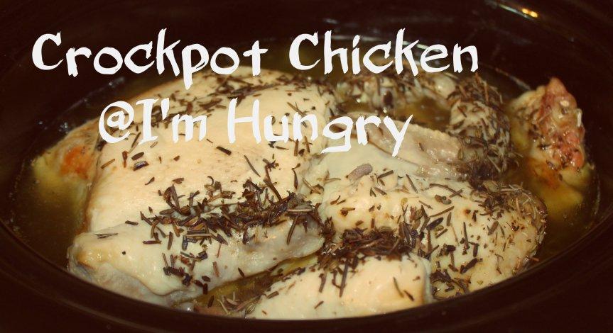 Crockpot Chicken (Revised)