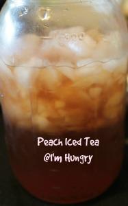 Peach Ice Tea (1)
