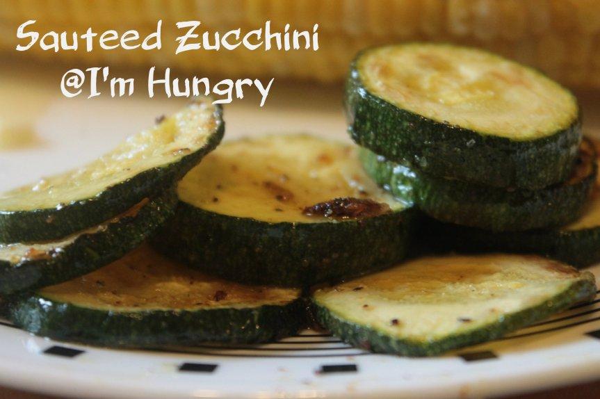Sauteed Zucchini (Simple SideDishes)