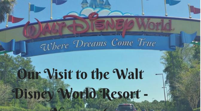 Characters in Flight – Walt Disney World