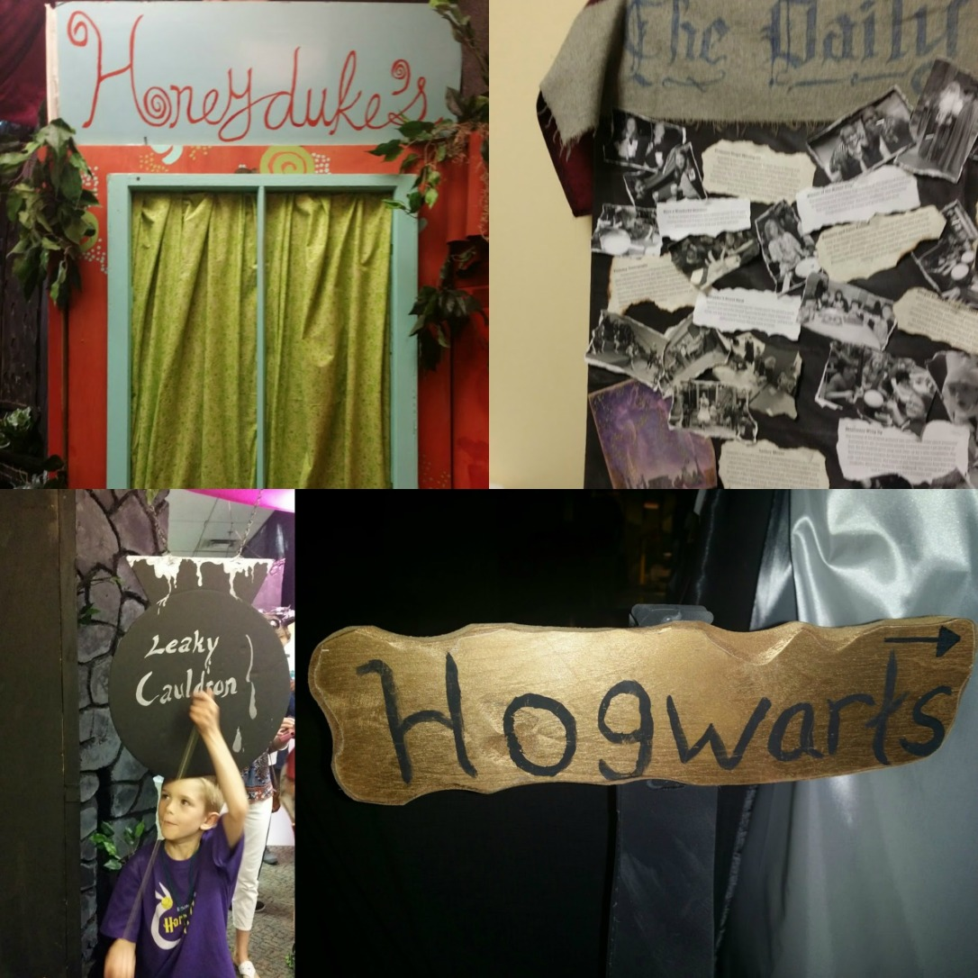 harry potter camp 2