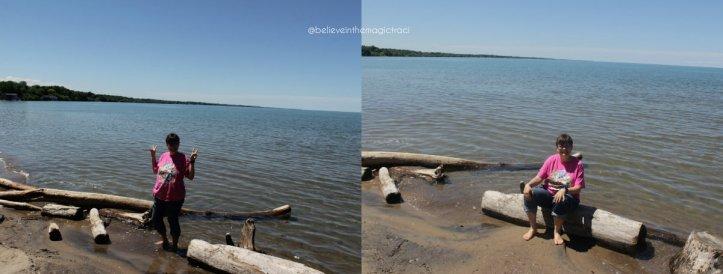 me and lake ontario