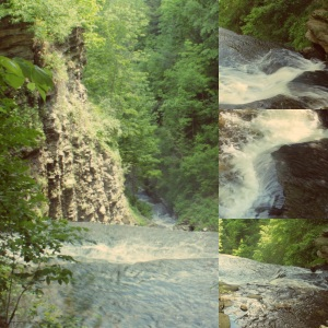 middle waterfall 2