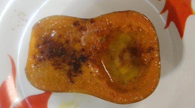 Roasted Honeynut  Squash (GF, DF, Paleo, W30)