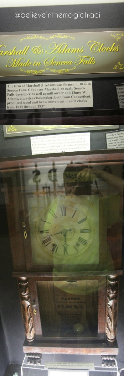seneca falls museum clock